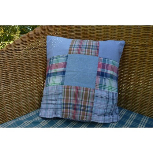 Ecossais for ever Two Housse de coussin