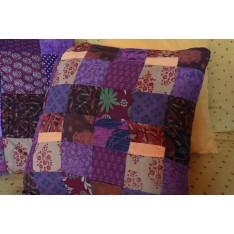 Purple Housse de coussin