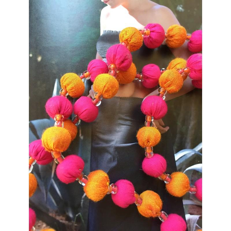 BERRIE Orange et Rose