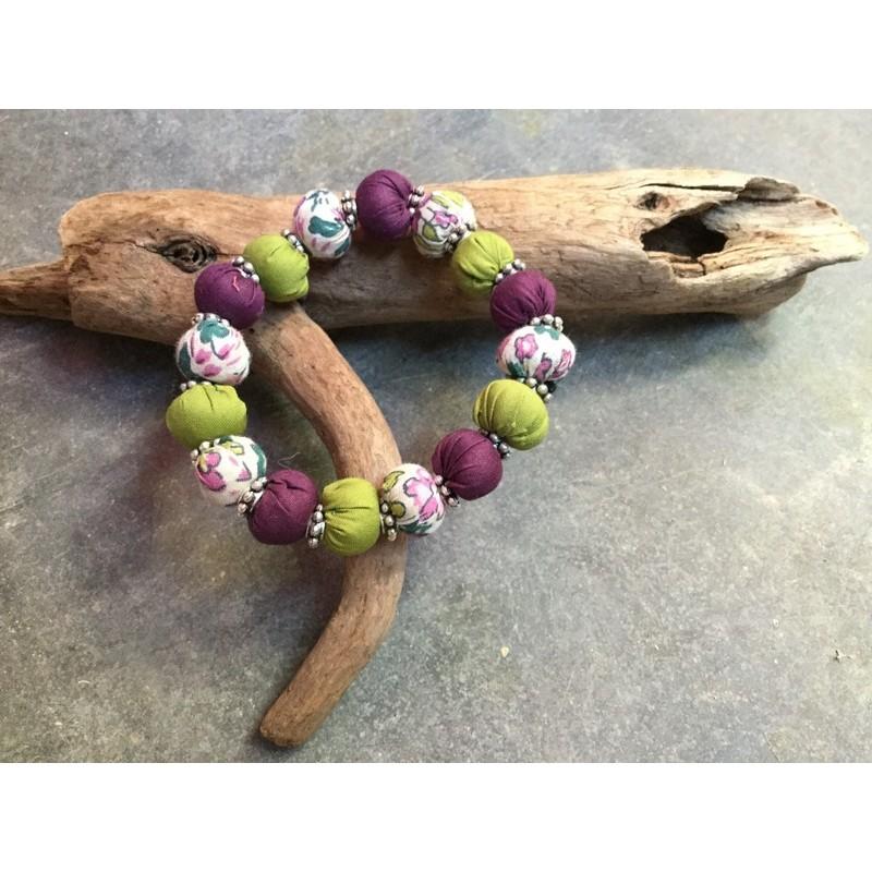 INDIE vert et violet