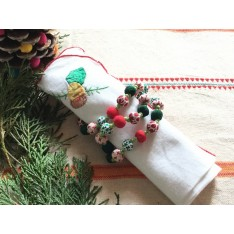 Ronds de serviette Noël
